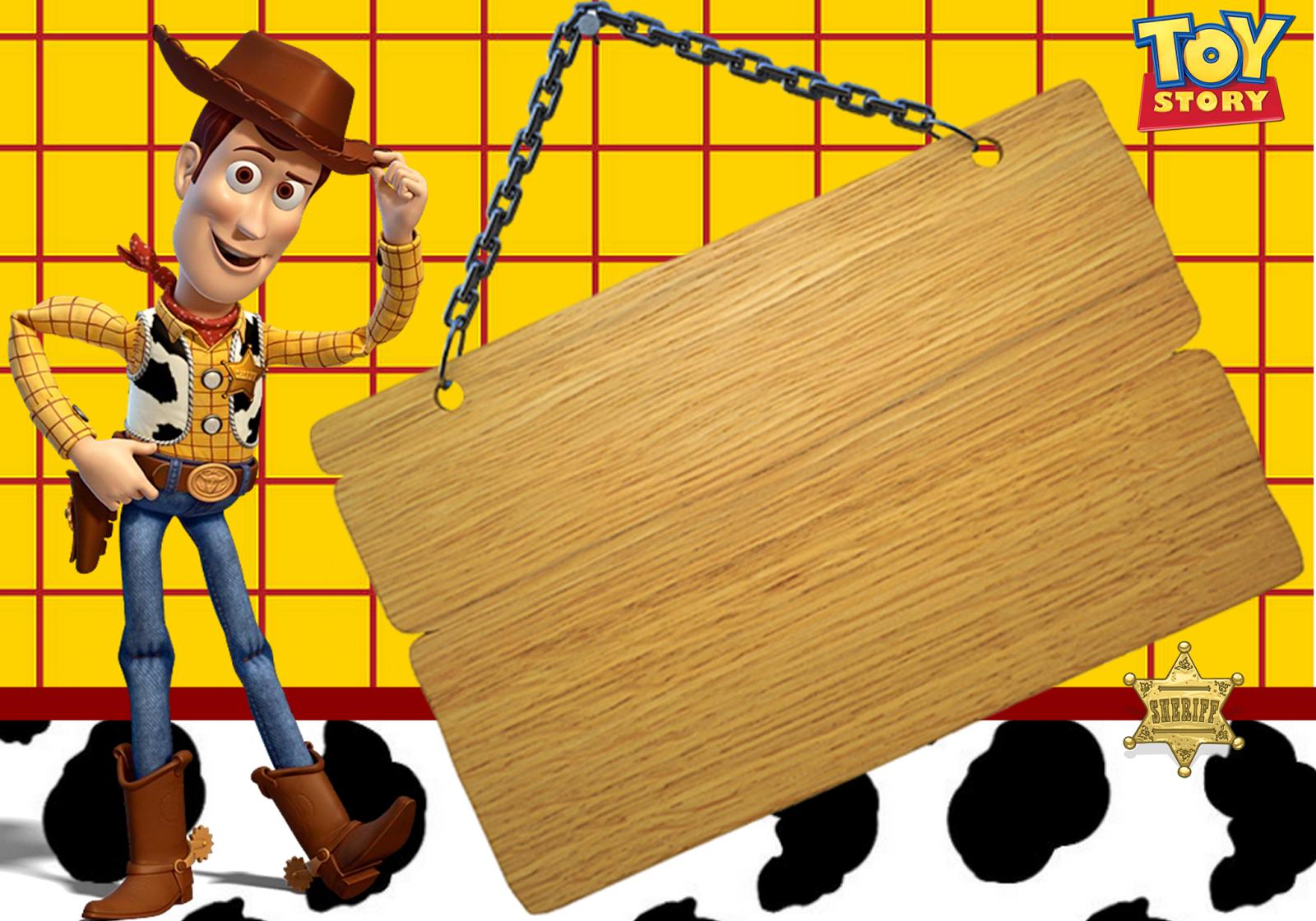 Invitación 3 Invitaciones De Toy Story Cumpleaños De