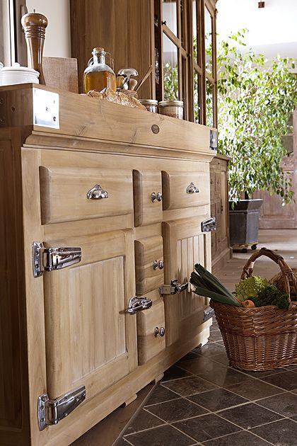 De kercoet  Mobilier dco  meubles billots tables chaise  furniture  Pinterest  Billot