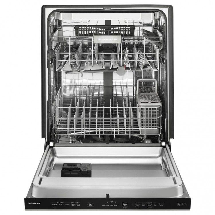 Dishwasher kitchenaid kdpe334gps lastmans bad boy