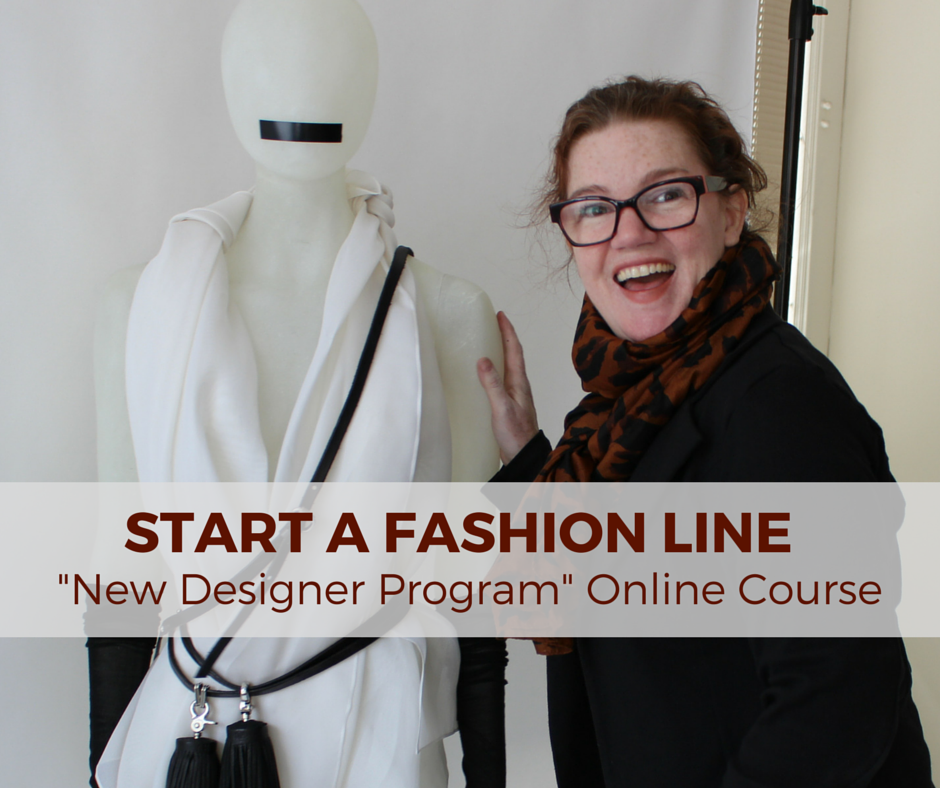 New Designer Program This Is The Complete How To Start A Fashion Business Course It S The Step By Step G Fashion Company News Design Business Fashion