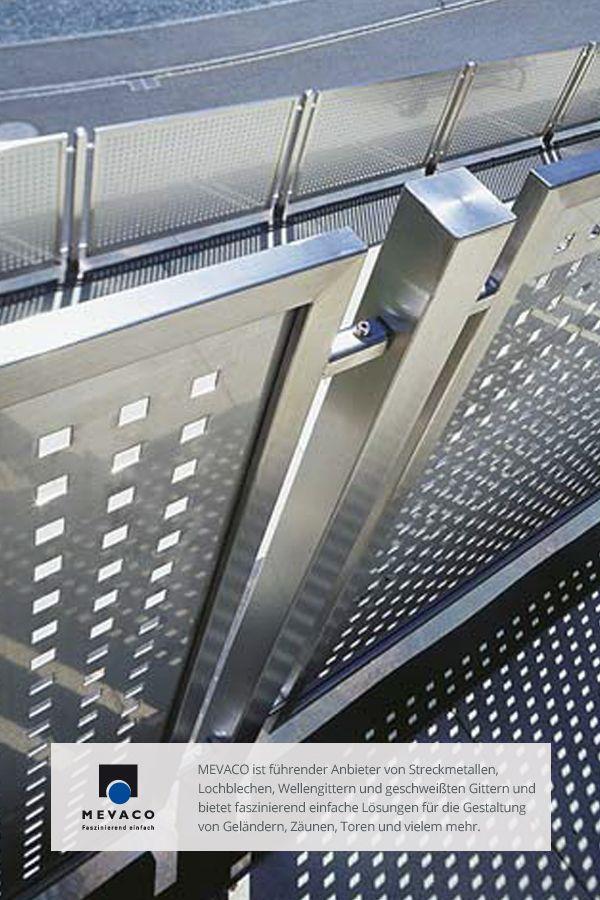 Geländer Maschendraht Treppe | geländer | Pinterest