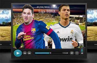 Ver Barcelona vs Real Madrid en vivo gratis