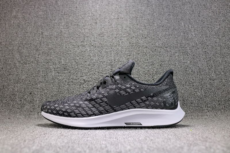 f4a6c7cef986 NIKE AIR ZOOM PEGASUS 35 BLACK WHITE Price  84