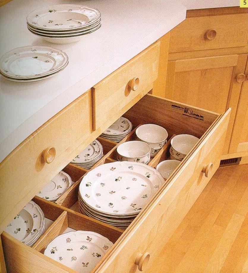 kitchen dish drawer kitchen dishes kitchen decor kitchen on kitchen organization dishes id=23757