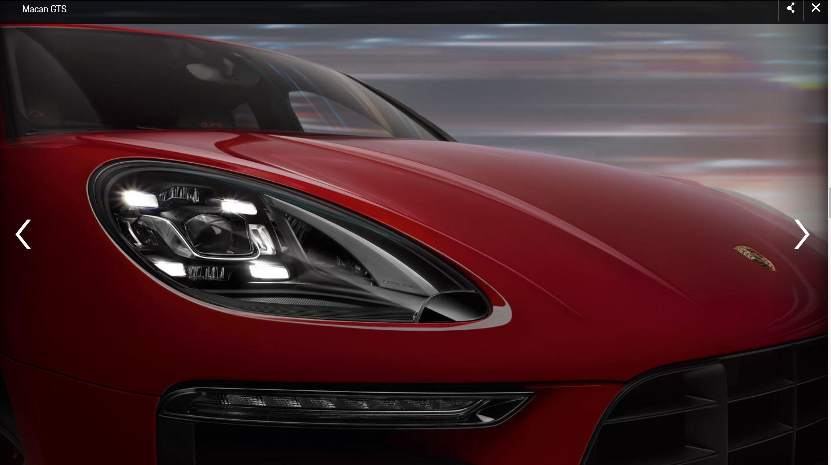 Macan GTS LED Headlights (mit Bildern)