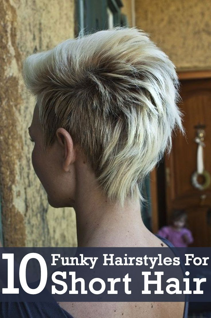 funky hairstyles for short hair short hair shorts and hair style