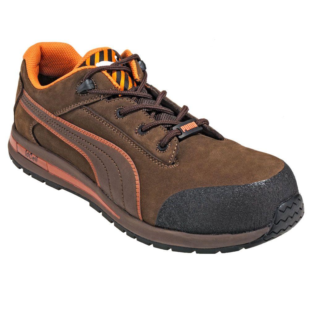ec4da9c68ac Puma Men s Composite Toe 64.309.5 EH Dash Low Urban Work Shoes ...
