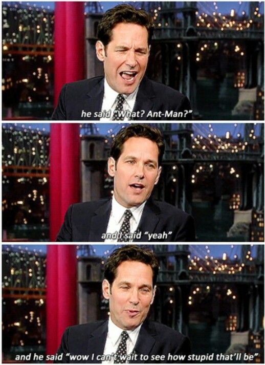 Image result for paul rudd son antman