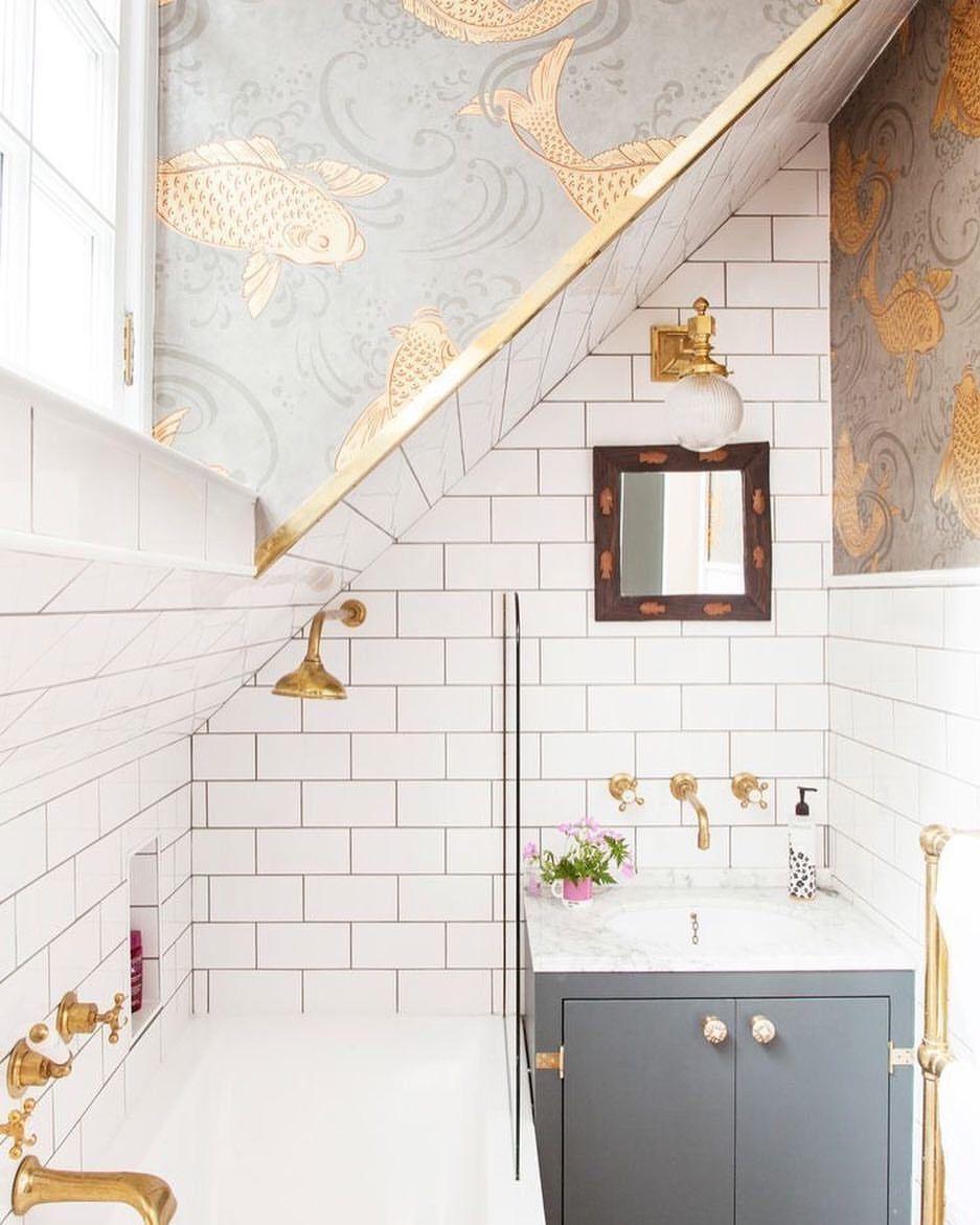 Subway Tile Bath @FEEM Interiör & Design   Amazing Spaces ...