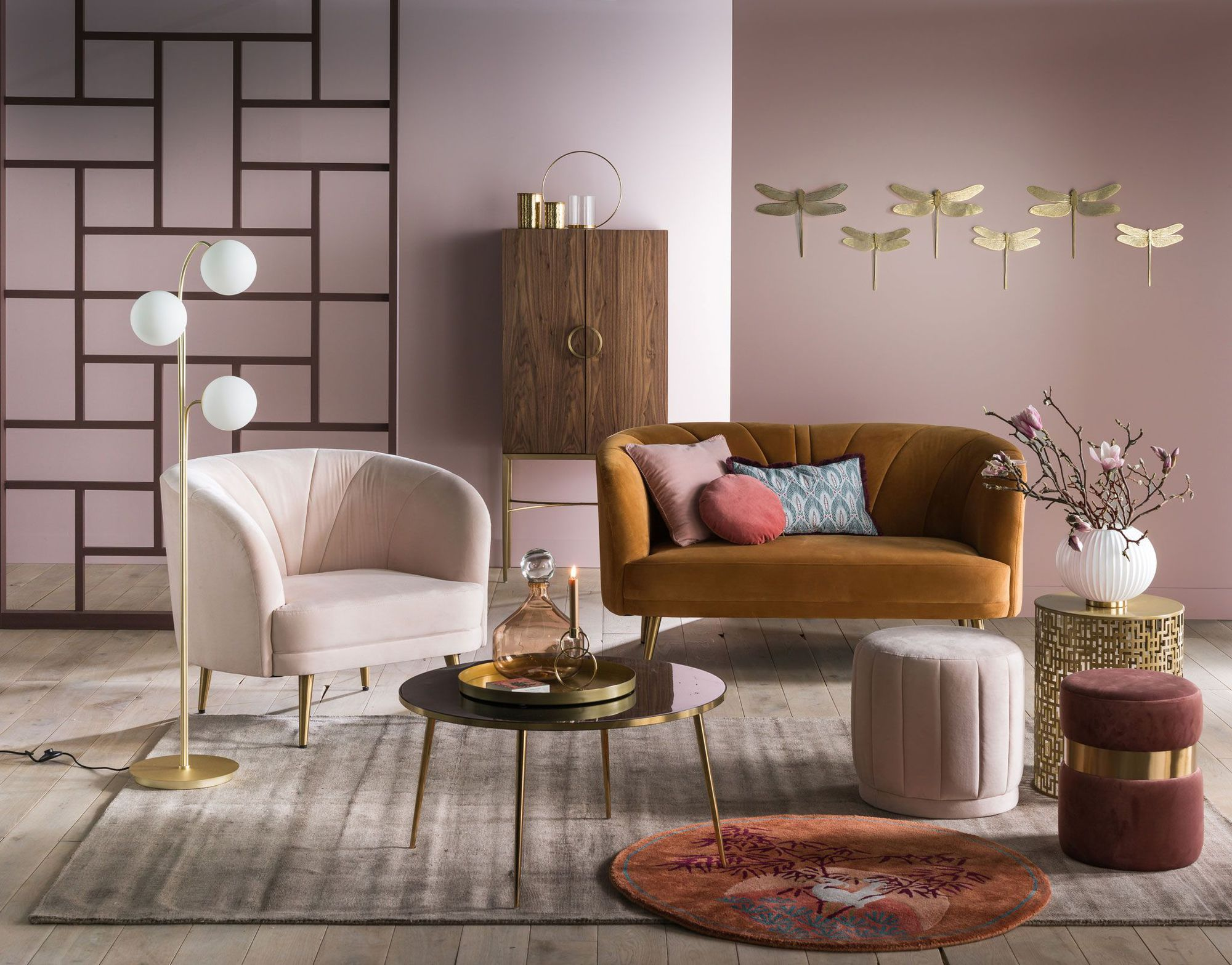 lubna möbel chowdhary tiled la nouvelle collection redoute intérieurs 20182019 planete deco homes world