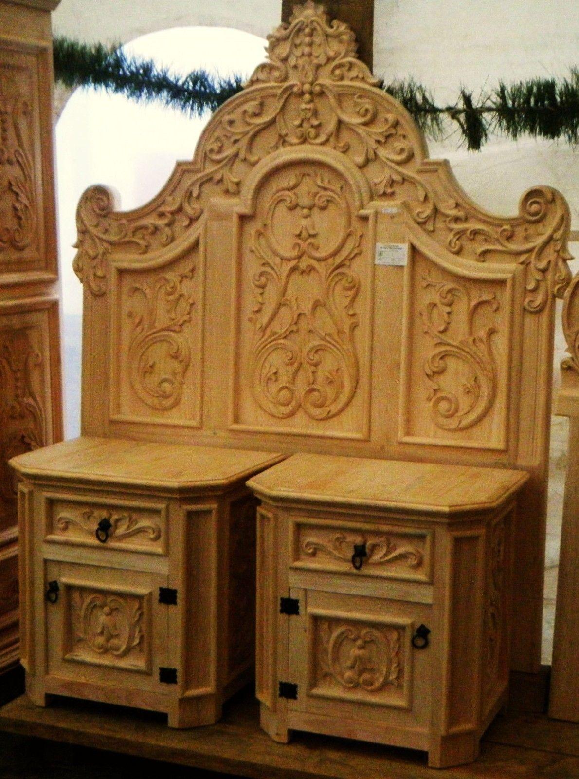 Este Álbum muestra mueble tallado estilo barroco de la región ...
