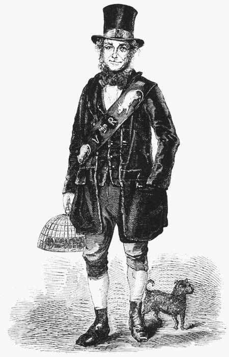 Jack Black, 1851