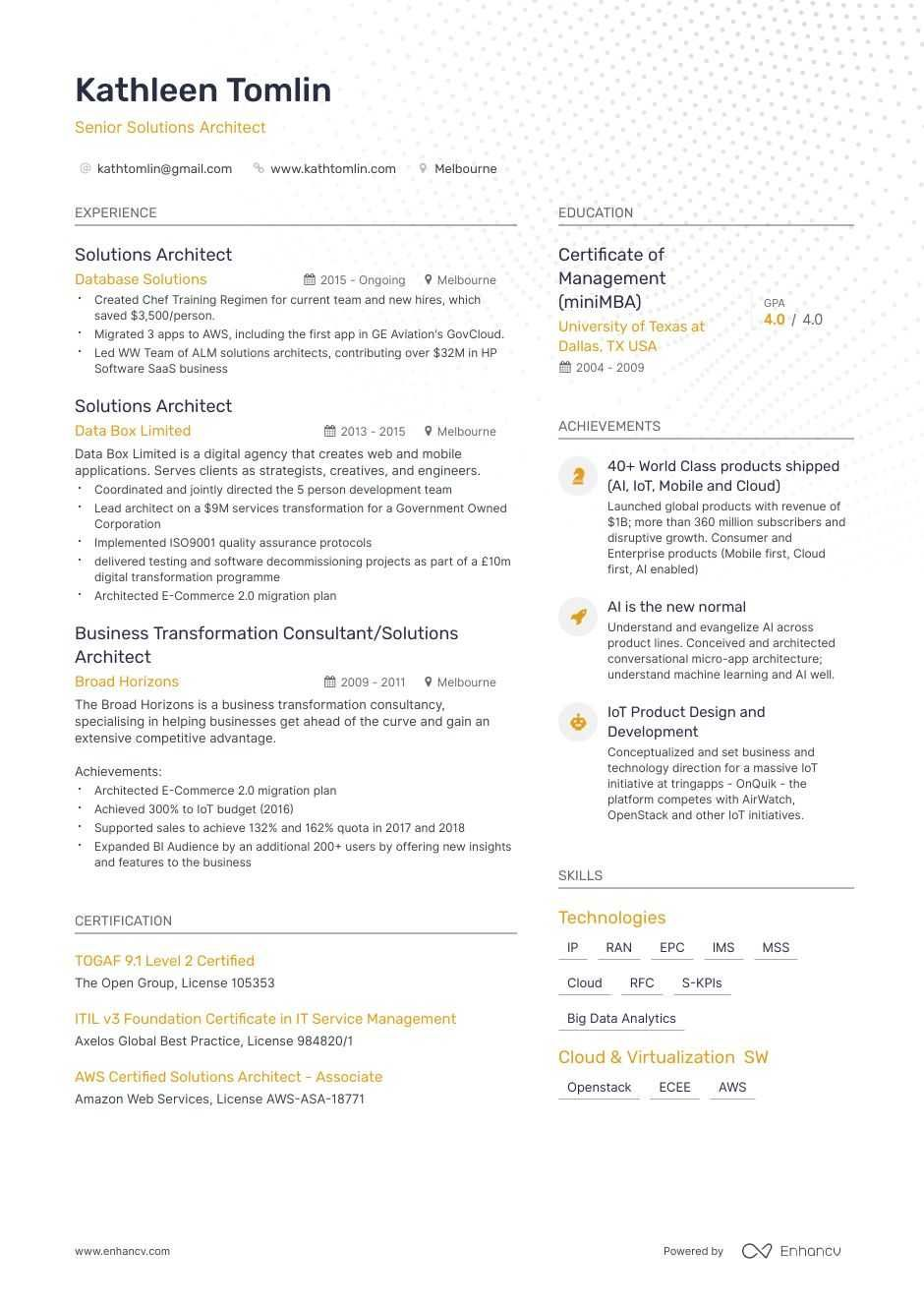30 Should You Staple A Resume Resume examples, Personal