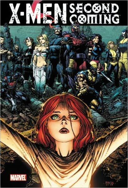X Men Second Coming Comic Books Art Marvel Comics Marvel