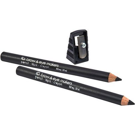 Beauty Brow Shaper Covergirl Black Brows