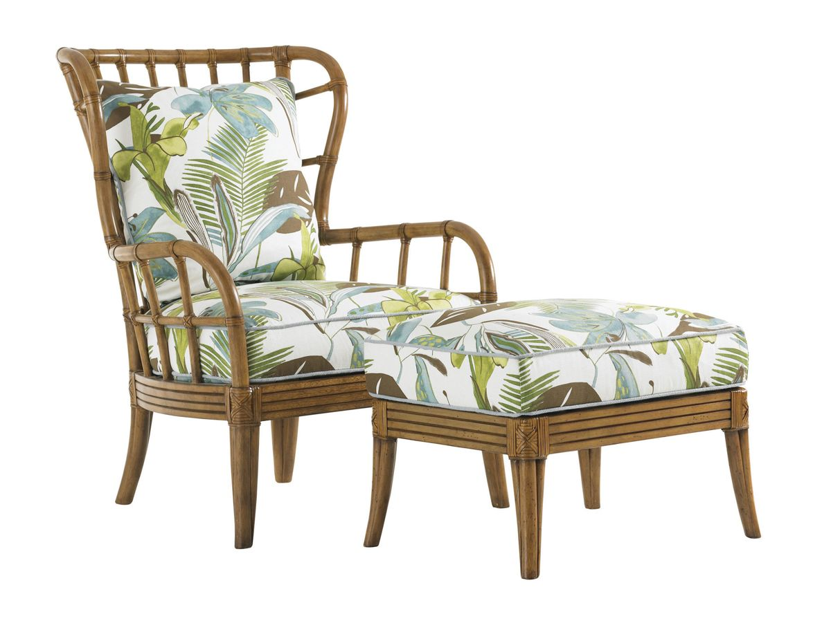 Beach House Sunset Cove Chair Lexington Home Brands