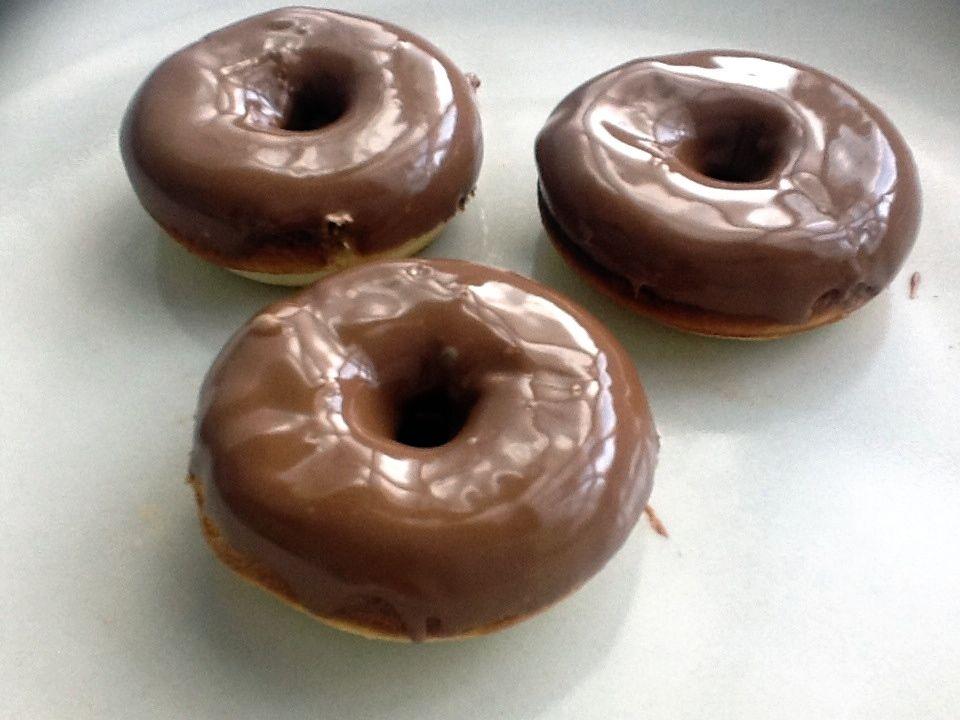 Minidonuts sin gluten