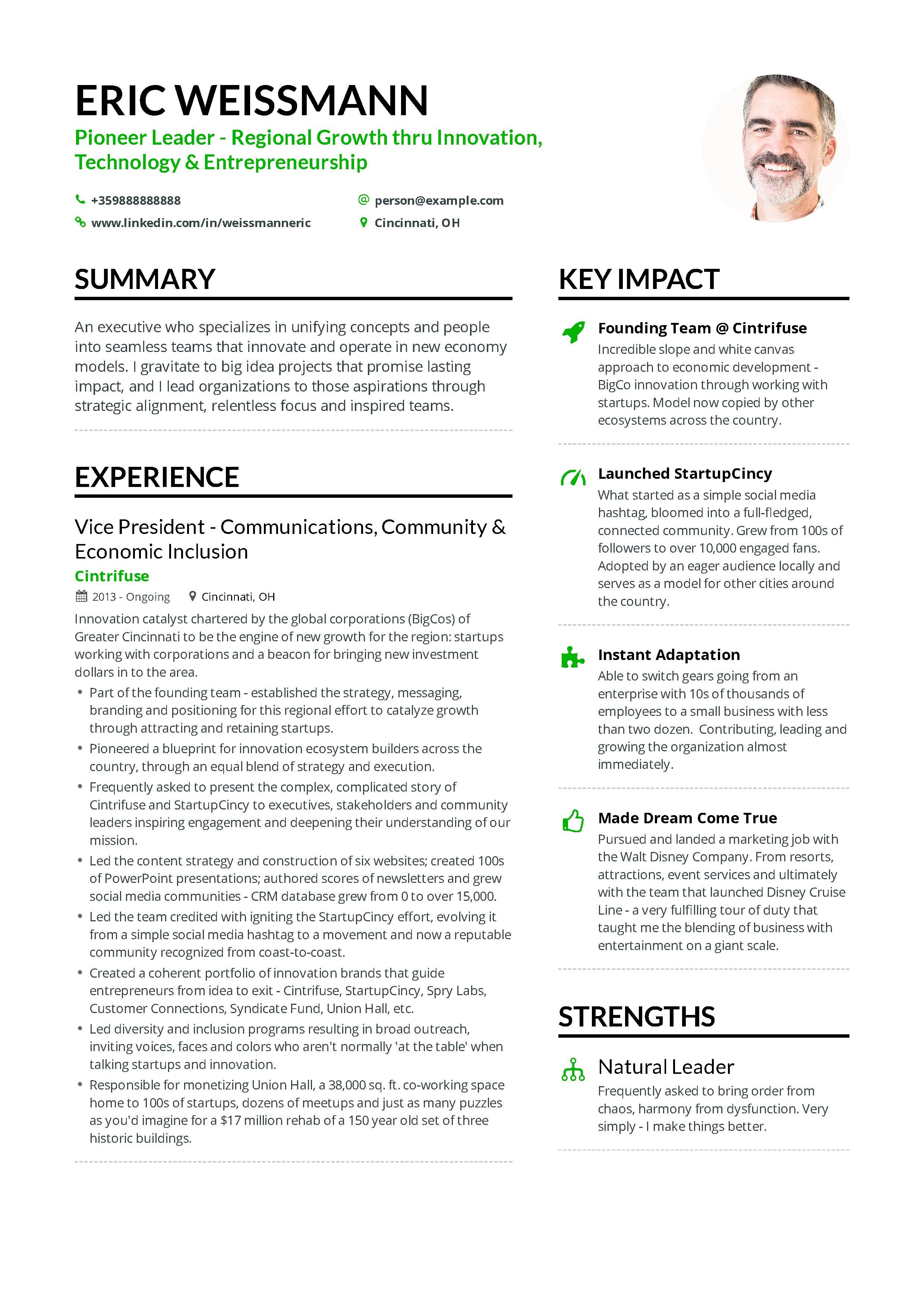 Download Marketing Resume Example For 2020 Resume Examples