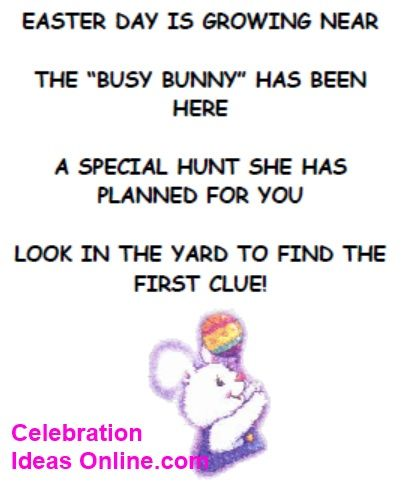 Easter egg hunt ideas plan a hunt down the bunny trail to find easter egg hunt ideas plan a hunt down the bunny trail to find negle Image collections
