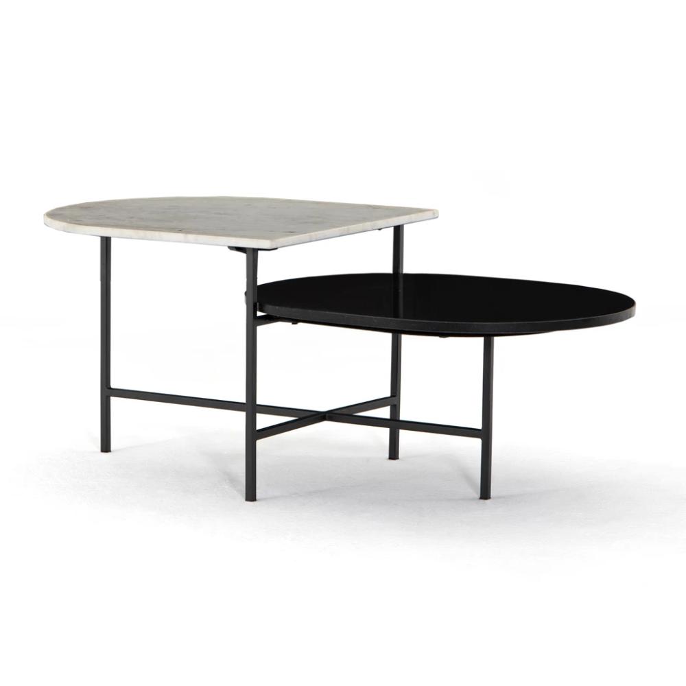 Viv Coffee Table Coffee Table Coffee Table White Modern Coffee Tables [ 1000 x 1000 Pixel ]
