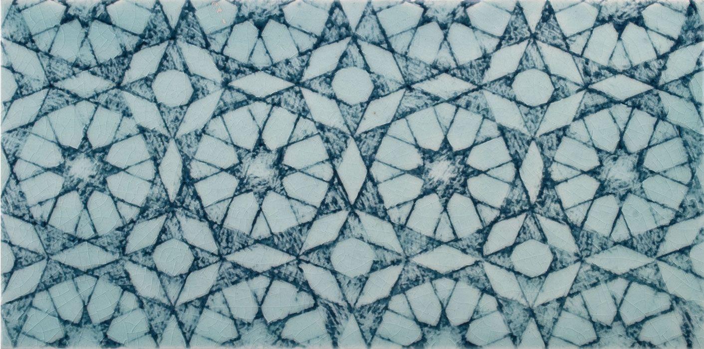 american handmade decorative ceramic tile pratt and larson scraffito ...