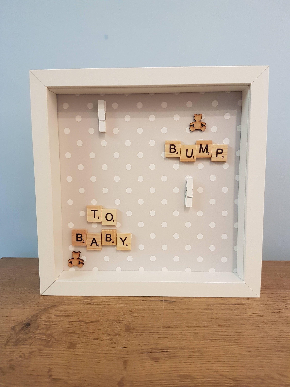 Bump to baby, new baby gift, Mum to be, New Mummy gift, Pregnancy ...