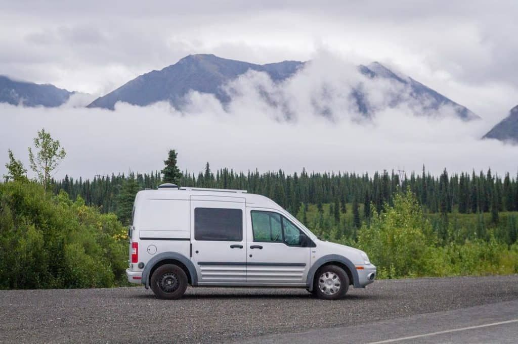 Why A Ford Transit Connect Camper Rocks For Van Life Transit