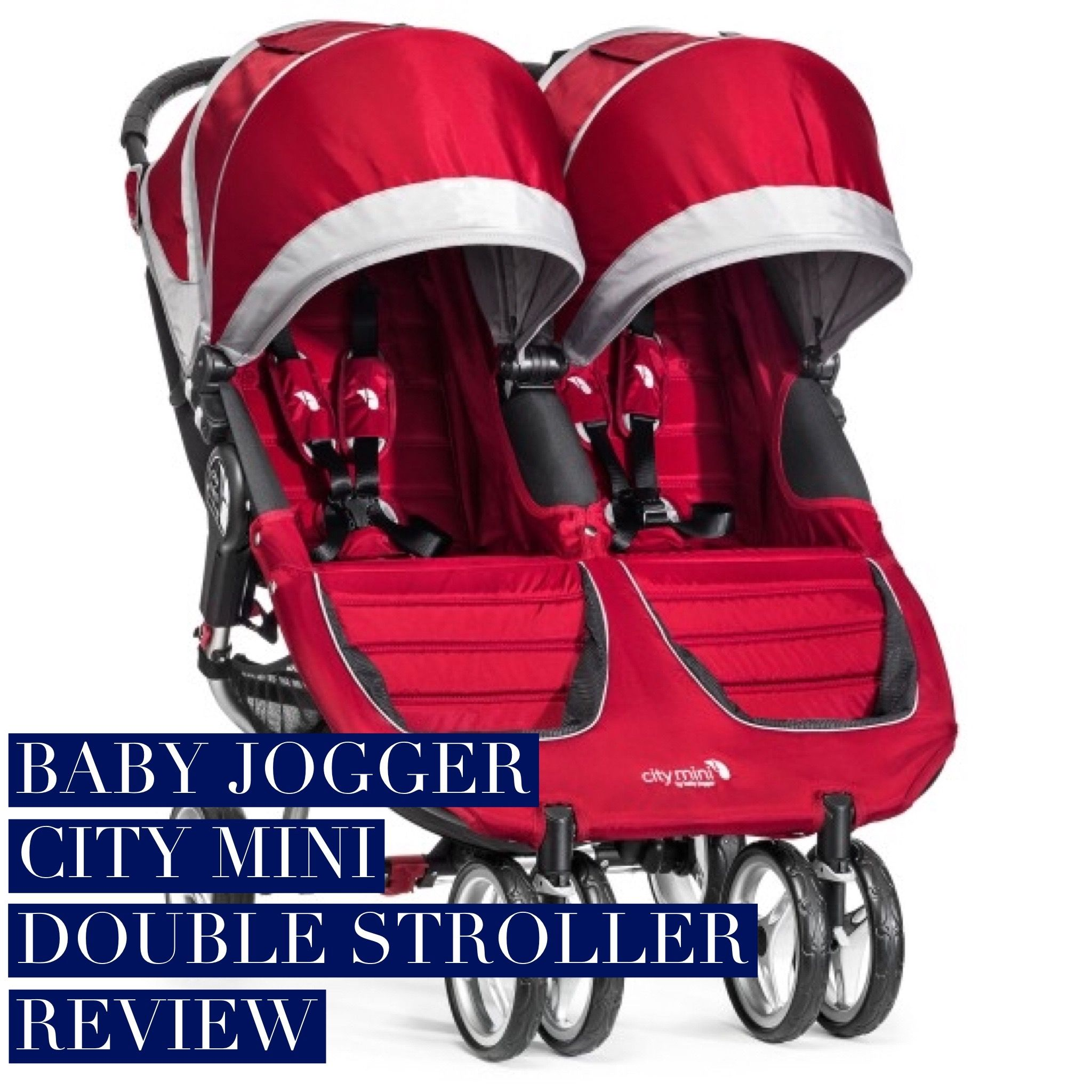 Baby Jogger City Mini Double Stroller Review City mini