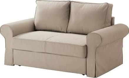 Divano Rosa Ikea : Ikea divano letto due posti sala divano letto