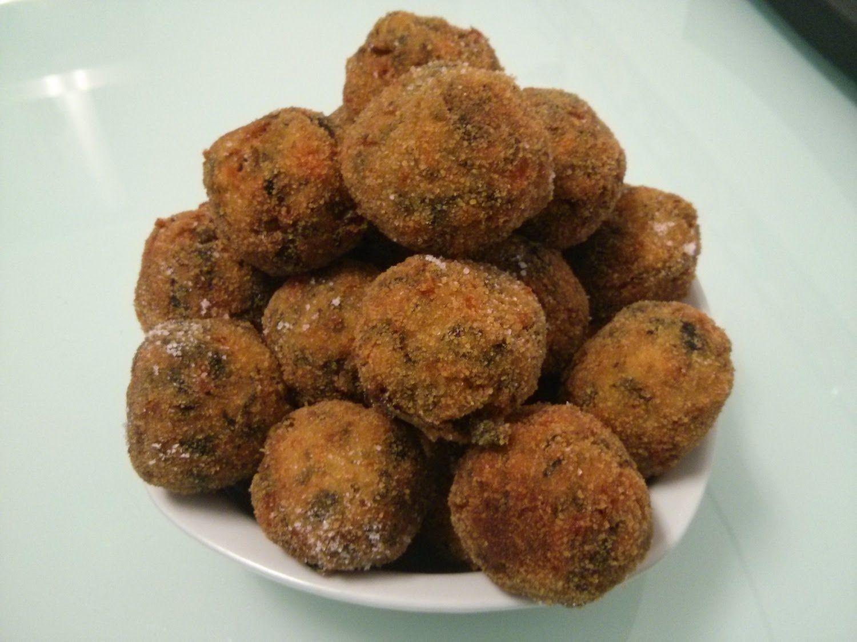 Albondigas Fritas de Verduras || La Cocina Imperfecta