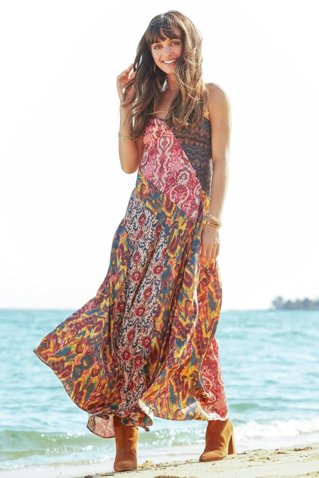 Beach Maxi Dress The Perfect Vacation Style - in 8  Maxi dress