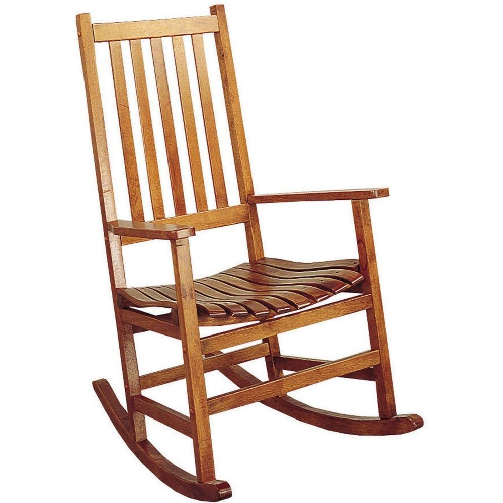from acacia outdoor chair patio w com rocking removable wood product seat cushion dhgate