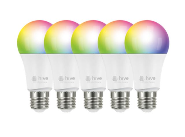 Hive Takes On Hue With Colour Changing Light Bulbs Color Changing Light Bulb Smart Bulbs Color Changing Lights