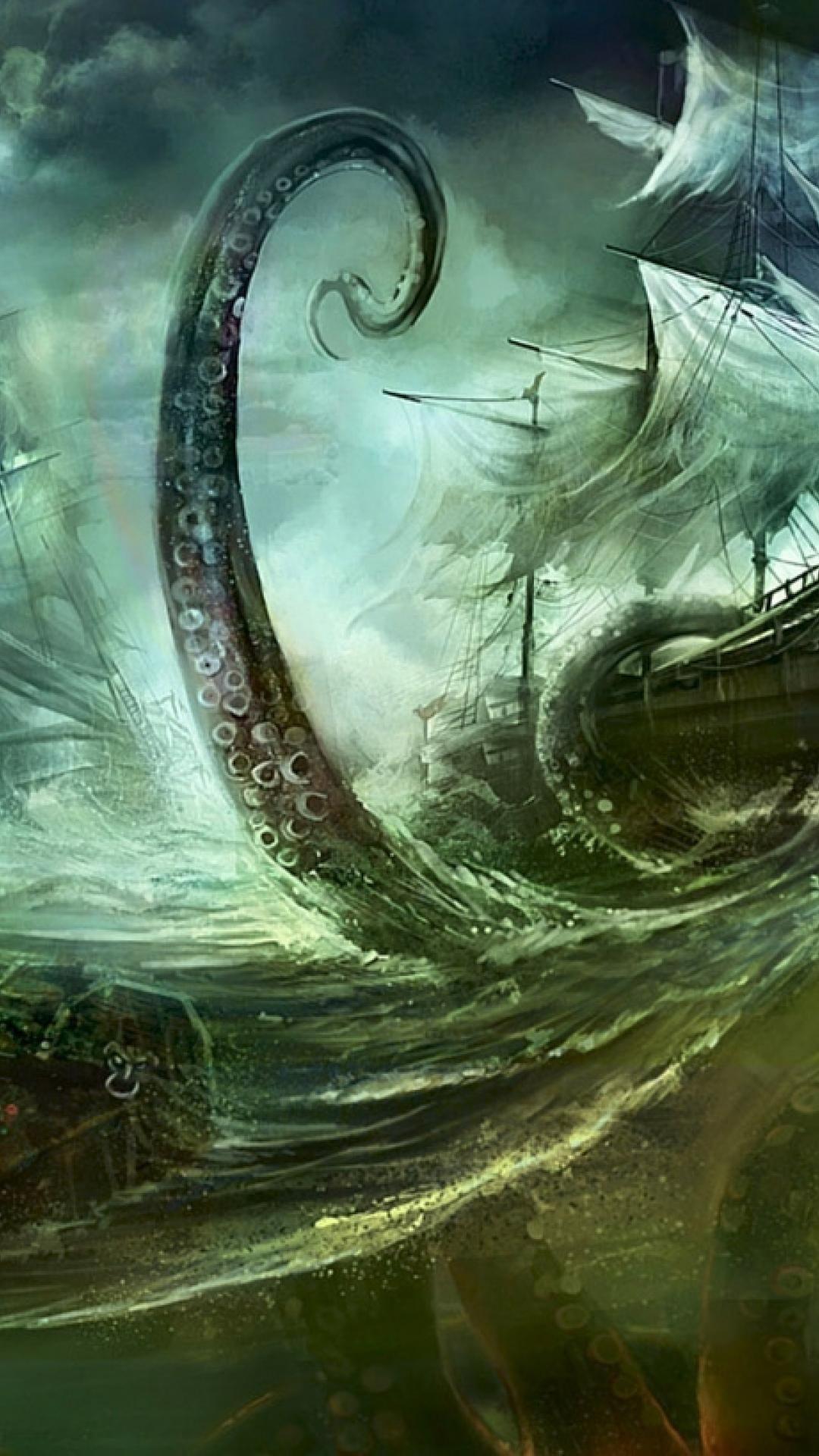 kraken wallpaper wallpapers jhonyvelascojpg - photo #24