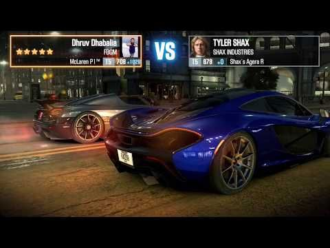 CSR2 Final race ( car and upgrades) McLaren P1 - YouTube