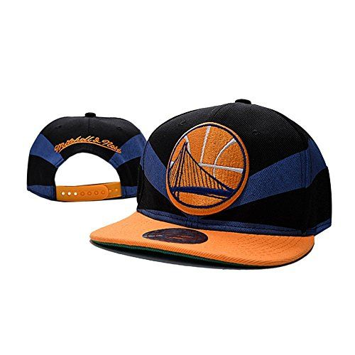 24fb39ae394 Hongxing-TY Unisex Adjustable Fashion Leisure Baseball Hat Golden State  Warriors Snapback Dual Colour Cap