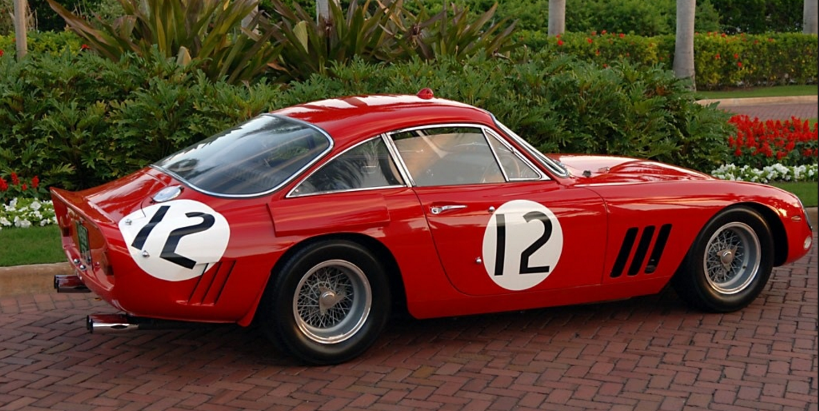 1963 Ferrari 330 Lmb Ferrari Ferrari Car Classic Cars