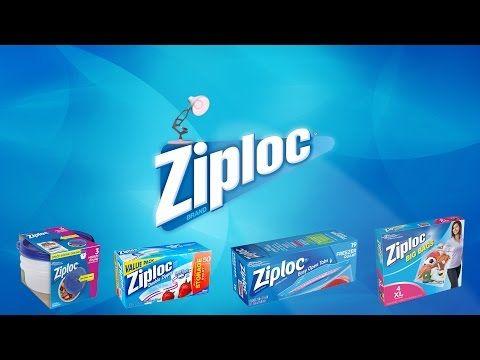 660-Ziploc Food Storage Bags & Containers Spoof Pixar Lamp ...