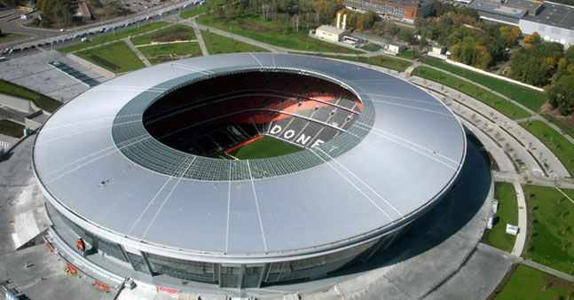 Donbass Arena @Donetsk Ucrania