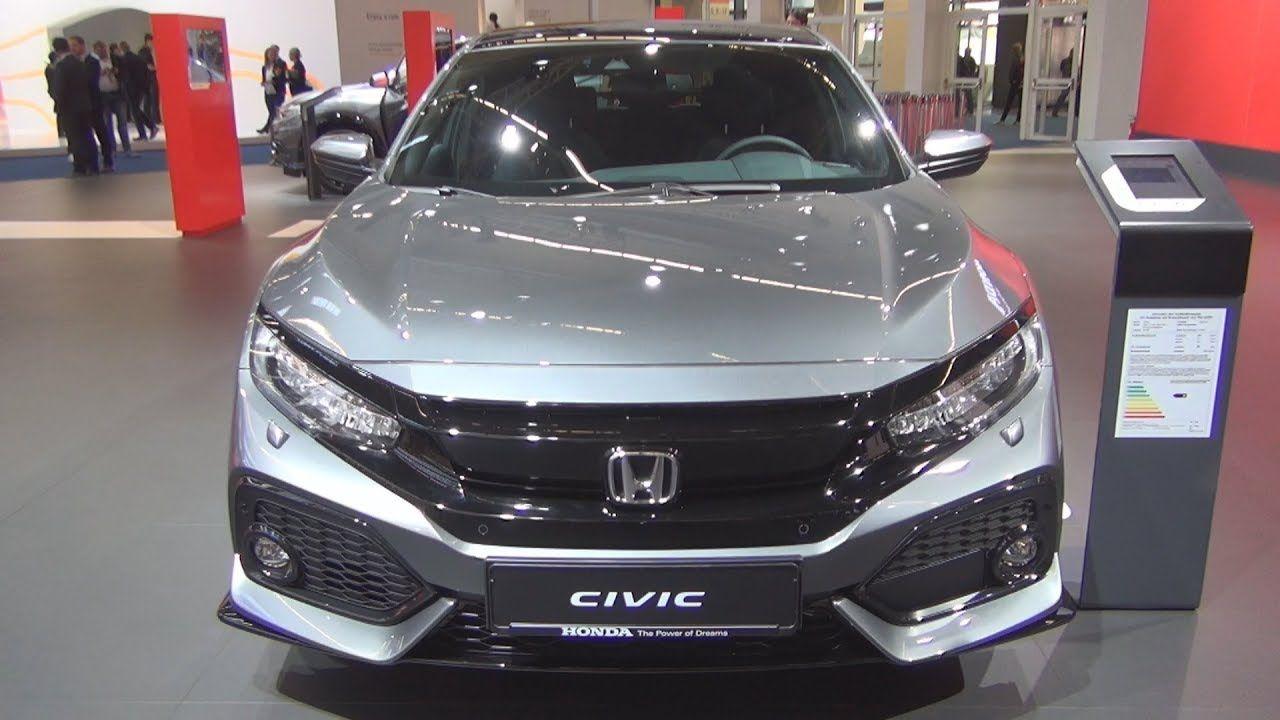 Honda Civic 1.5 VTEC Turbo Sport Plus (2020) Exterior and