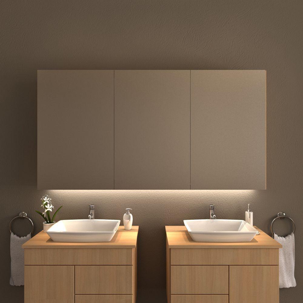13 Badezimmer Spiegelschrank Mit Beleuchtung Und Steckdose Archives Lighted Bathroom Mirror Home Decor Bathroom Vanity