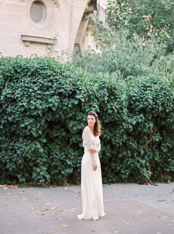 Les robes de mari e de sophie sarfati collection 2016 for Robes de mariage en consignation seattle