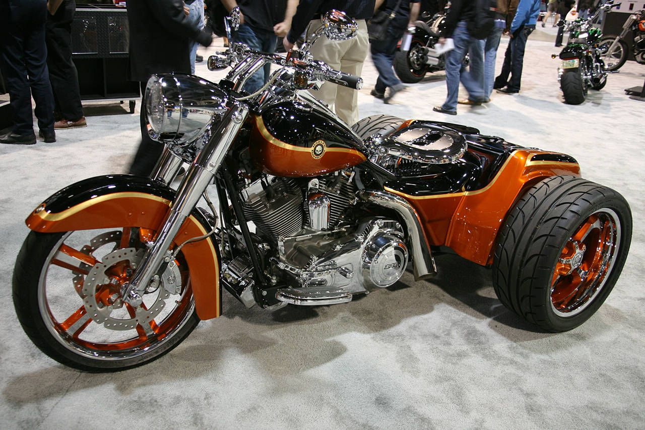 Photo Gallery 2008 2009 Cycle World International Motorcycle Show