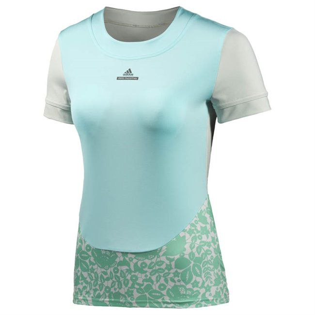 adidas TEE AUSTRALIA dámské tenisové tričko  #adidas #shirt #tennis #Crishcz #women