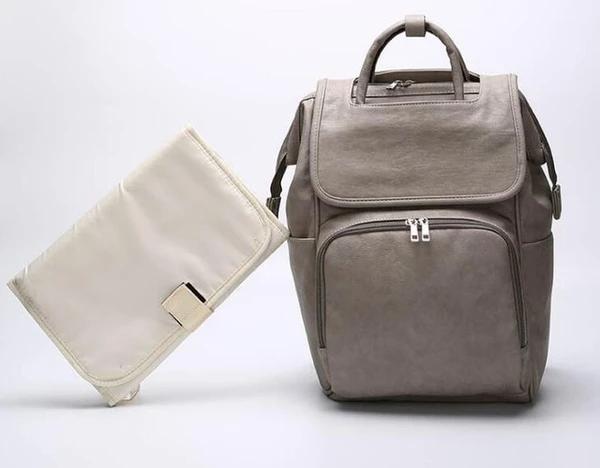 Vegan Leather Diaper Bag My Little Newborn With Images Leather Diaper Bag Backpack Leather Diaper Backpack Leather Diaper Bags