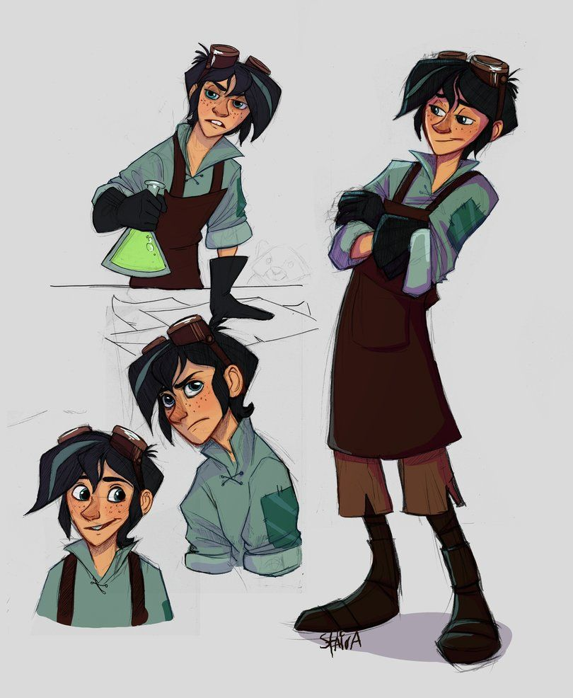 More Fanarts! Varian From Tangled The Series