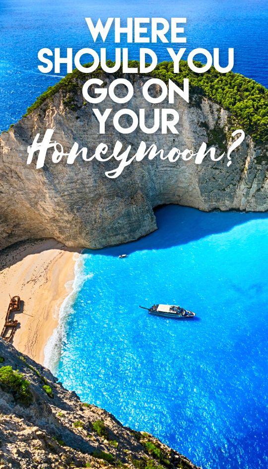 Where Should You Go On Your Honeymoon Honeymoon Quiz Romantic Honeymoon Destinations Budget Friendly Honeymoon Destinations