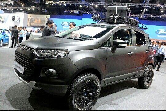 Offroad Ford Ecosport Autos Y Motos Autos