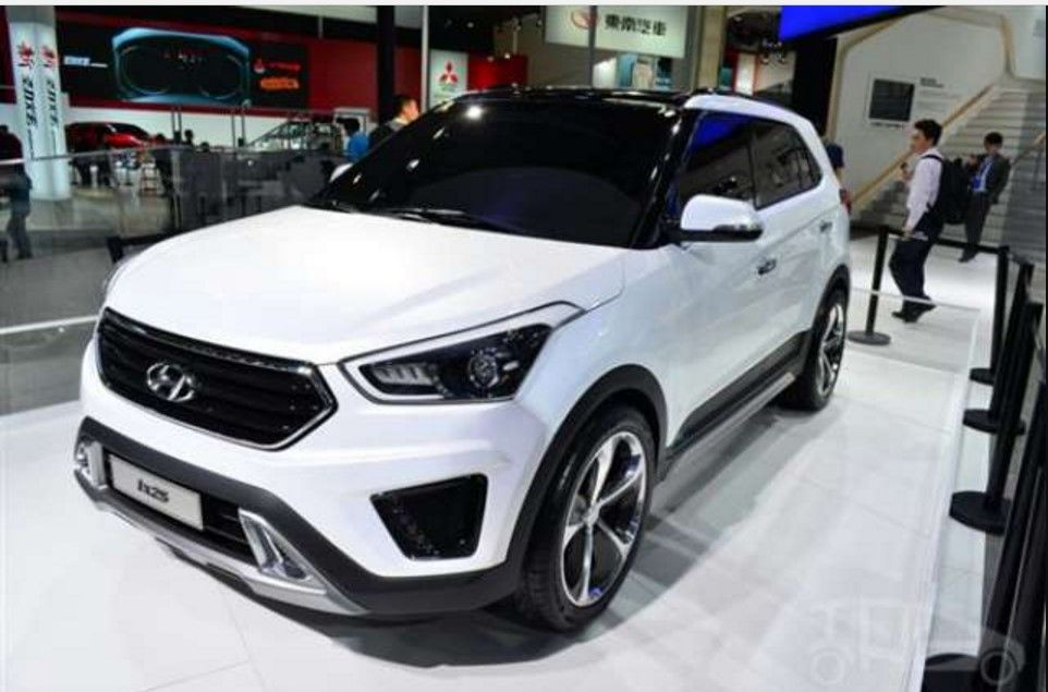 2018 Hyundai Ix25 Concept And Release Date Stuff To Buy