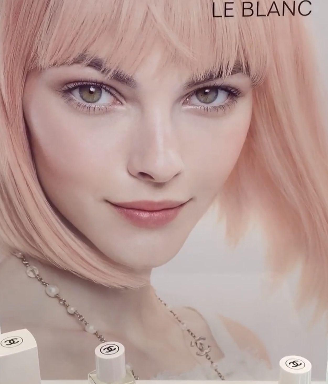 Chanel Spring 2020 Le Blanc Le Fleur et L'eau in 2020